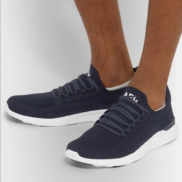 APL Shoes | Mens Blue Techloom Breeze